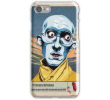 Scary Krishna iPhone Case/Skin