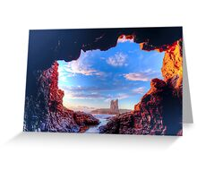Fantasy Dawn Greeting Card