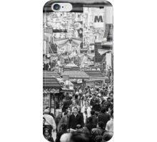 Continuous Movement iPhone Case/Skin