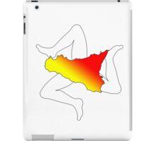 Triscele Sicily iPad Case/Skin