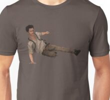 Nathan Drake - Uncharted  Unisex T-Shirt