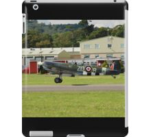 Spitfire Mark 1XB fighter iPad Case/Skin