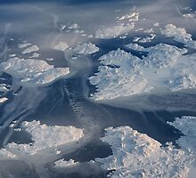 Canadian Ice Floes by Kasia-D
