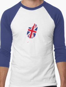 SoFresh Design - God Save The Queen Men's Baseball ¾ T-Shirt