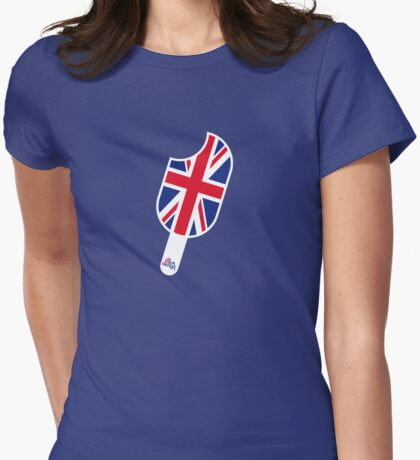 SoFresh Design - God Save The Queen Womens Fitted T-Shirt