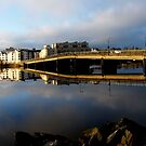 The Bridge at New Ross, Co. Wexford.. by eithnemythen