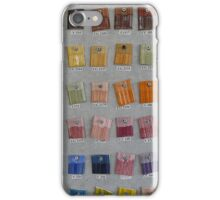 Arts Studio - Color's chart iPhone Case/Skin