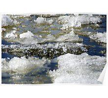 Ice run Poster