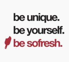 SoFresh Design - Be SoFresh by SoFreshDesign