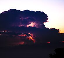 The Angry Cloud by Brian Edworthy