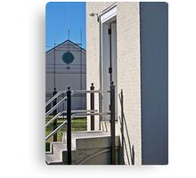 Cape May Oil House Canvas Print