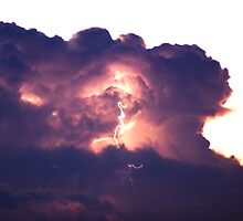 The Angry Cloud II by Brian Edworthy