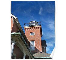 Sea Girt Tower Poster