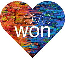 Love Won Heart by umeimages