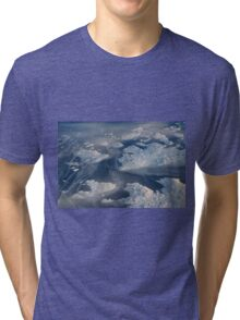 Canadian Ice Floes Tri-blend T-Shirt