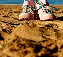 Sand Shoes by Spitze