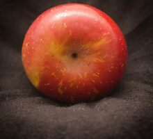 An apple a day... by Spitze