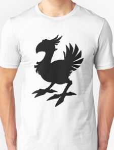 Black Chocobo T-Shirt