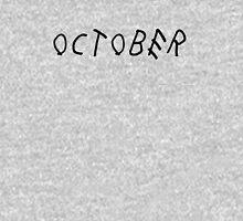 Drake October T-Shirt
