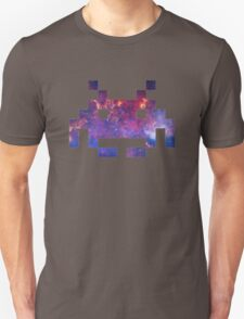 Space Invader Galaxy T-Shirt