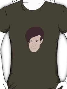 11th Doctor - Matt Smith T-Shirt