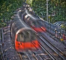 London red tube by Dutchessphotos