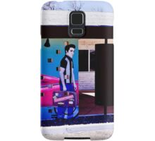 Motel Safari Route 66 Tucumcari Samsung Galaxy Case/Skin