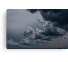 clouds 11 Canvas Print