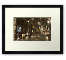 In Egypt Framed Print