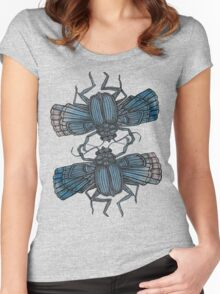 The Dance Women's Fitted Scoop T-Shirt