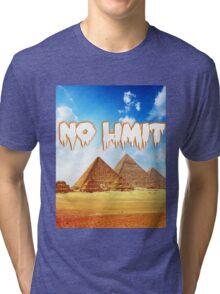 No Limit Pyramid  Tri-blend T-Shirt