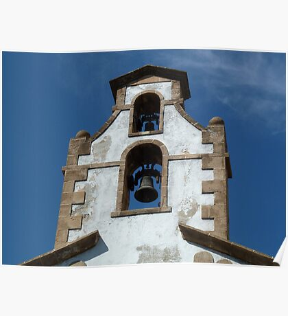 Bell tower of the Convent  Poster