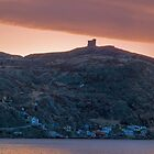 Sunrise Over St. John's by Robert Baker
