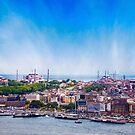 Breathtaking Istanbul & The Golden Horm by Atanas Bozhikov NASKO