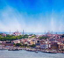 Breathtaking Istanbul & The Golden Horm by Atanas Bozhikov NASKO