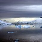 Antarctic Sunrise by John Dalkin