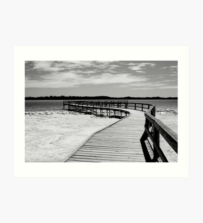 lake clifton Art Print