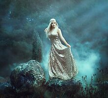 Mystic Beauty - winds for the siren by Liancary
