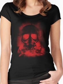 Blood And Bone Women's Fitted Scoop T-Shirt