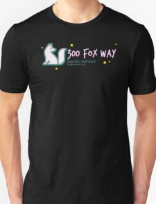 300 Fox Way Psychic Services  Unisex T-Shirt