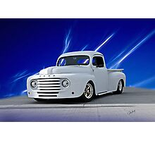 1948 Ford F1 Custom Pickup Photographic Print
