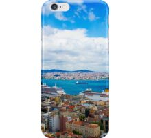 The Golden Horn of Amazing Istanbul, TURKEY iPhone Case/Skin