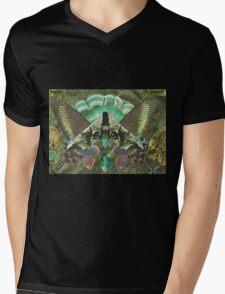 Jungle Fever Mens V-Neck T-Shirt