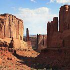 Lone Sentinels- Arches NP-Utah by Bellavista2