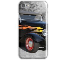 1932 Ford Roadster 'Traditional Hot Rod' iPhone Case/Skin