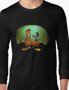 PENGUIN, SHE SAXED Long Sleeve T-Shirt