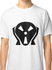 Toxic Warning Sign - Scary Classic T-Shirt