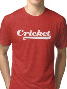 Cricket Tri-blend T-Shirt