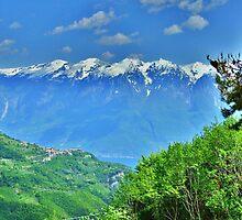 italian mountains by Daidalos
