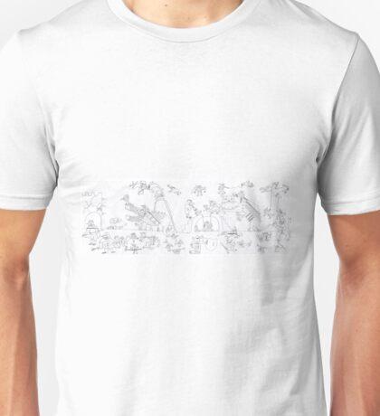 Monster fantasy war - mega beasts Unisex T-Shirt
